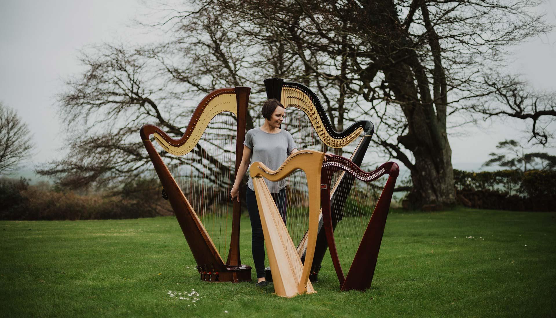 harpist ireland cork carys ann evans